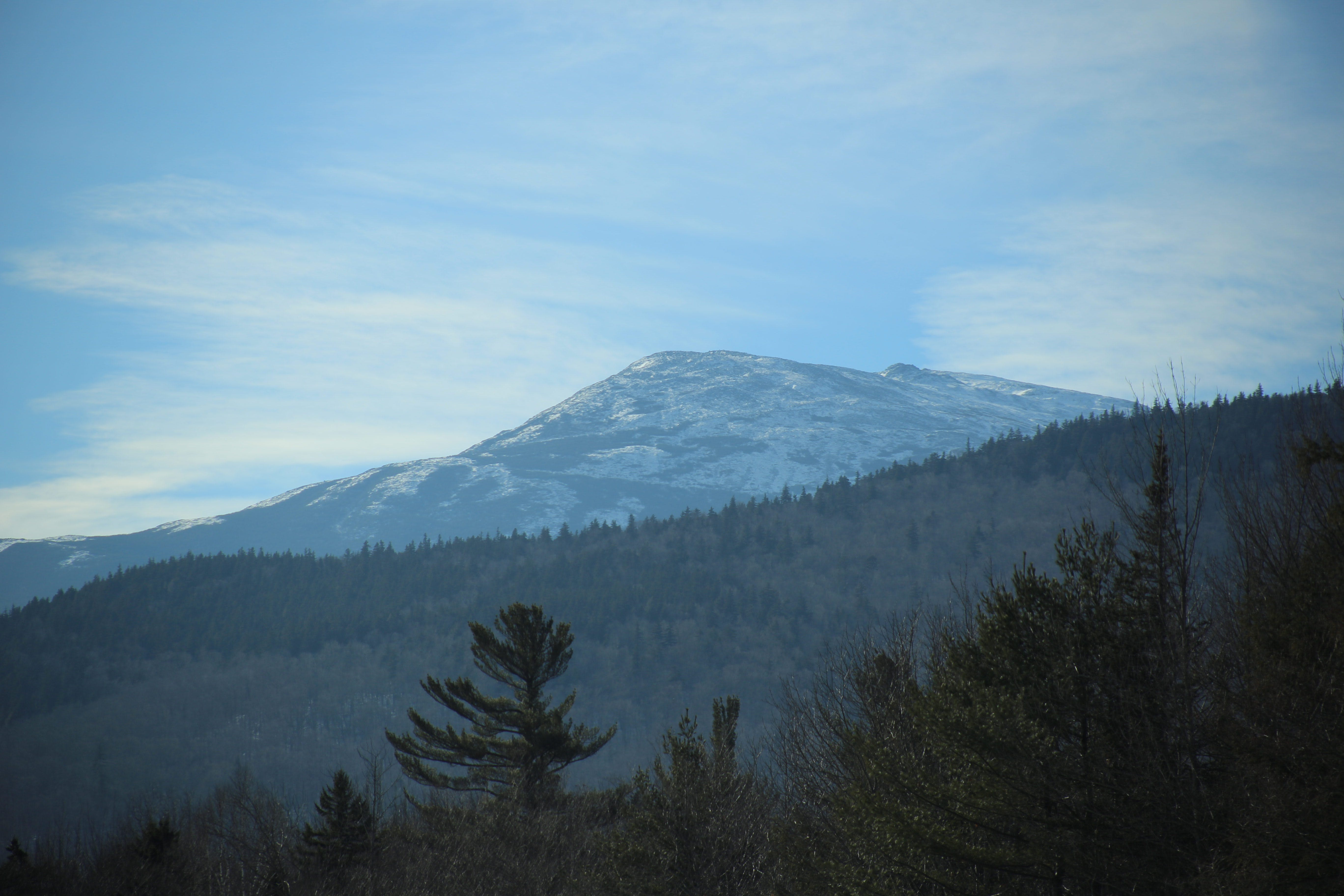 High Rise Mountain during Deay Time