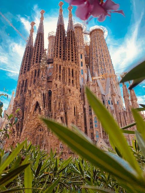Gratis stockfoto met Barcelona, heilige familie, iphone fotografie, mobiele uitdaging