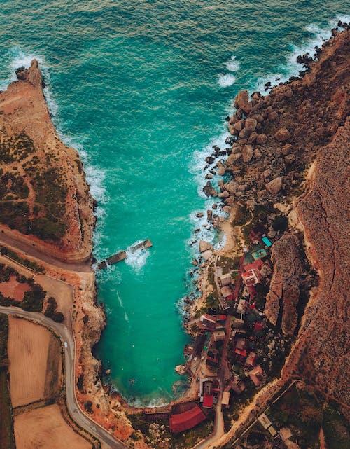 Gratis stockfoto met dji mavic pro, drone fotografie, eiland middellandse zee, Malta