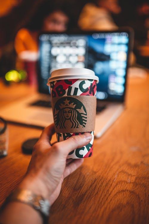 Kostenloses Stock Foto zu bokeh, frohes neues jahr, kaffee, kaffeekunst