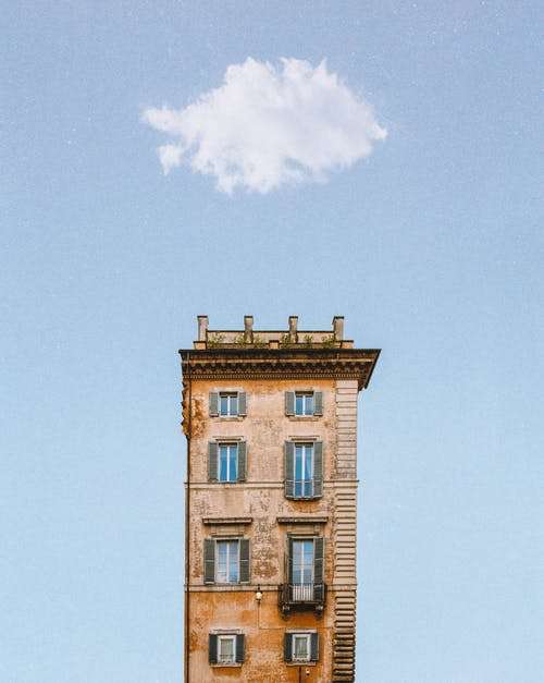 傳統, 公寓, 古罗马建筑, 古老的 的 免费素材照片
