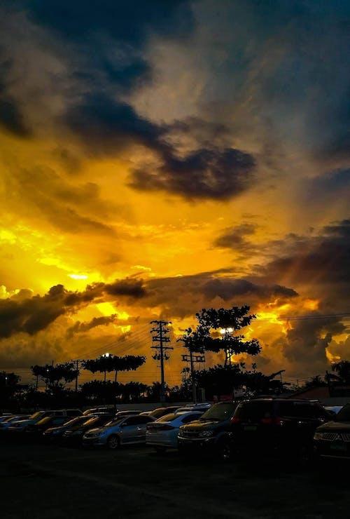 Free stock photo of beautiful sunset, landscape, landscape photography