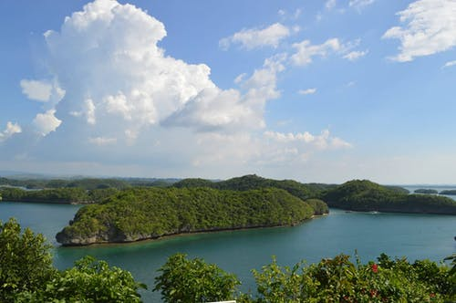 Free stock photo of beach island, cloud, island