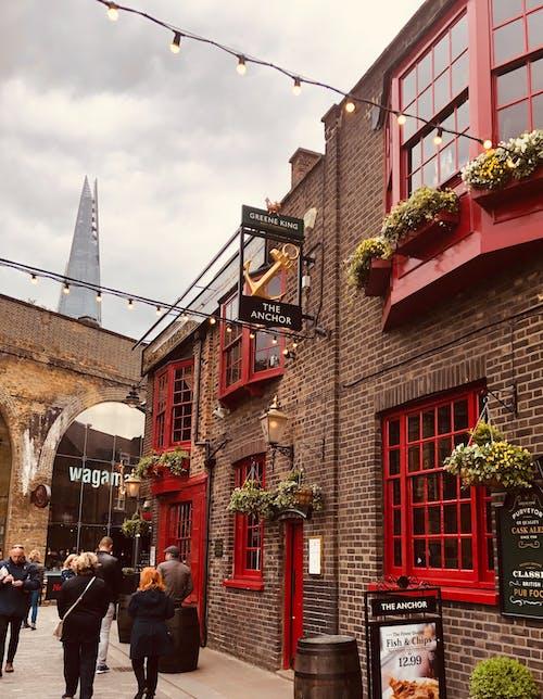 Free stock photo of london, pub
