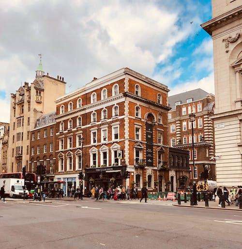 Free stock photo of london, london street