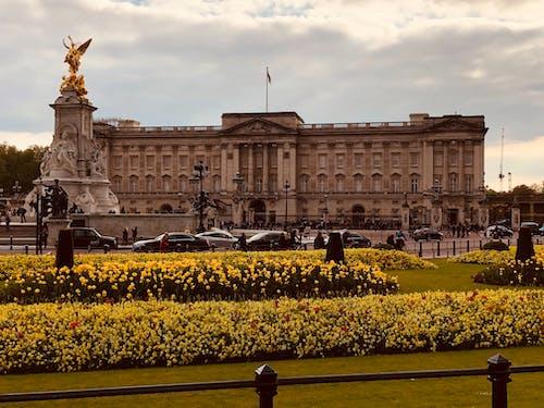 Free stock photo of buckingham palace, london