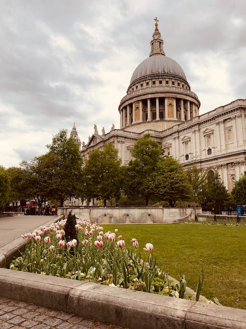 Free stock photo of london, st paul s cathedral