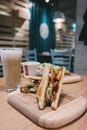 bread, food, sandwich
