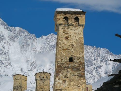 Základová fotografie zdarma na téma věže