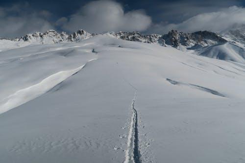 Základová fotografie zdarma na téma mt tetnuldi, sníh