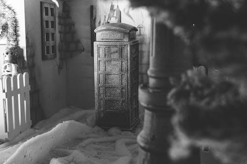 Δωρεάν στοκ φωτογραφιών με Βαλεντίνος, κουτί κλήσης, νοσταλγία, παλαιός