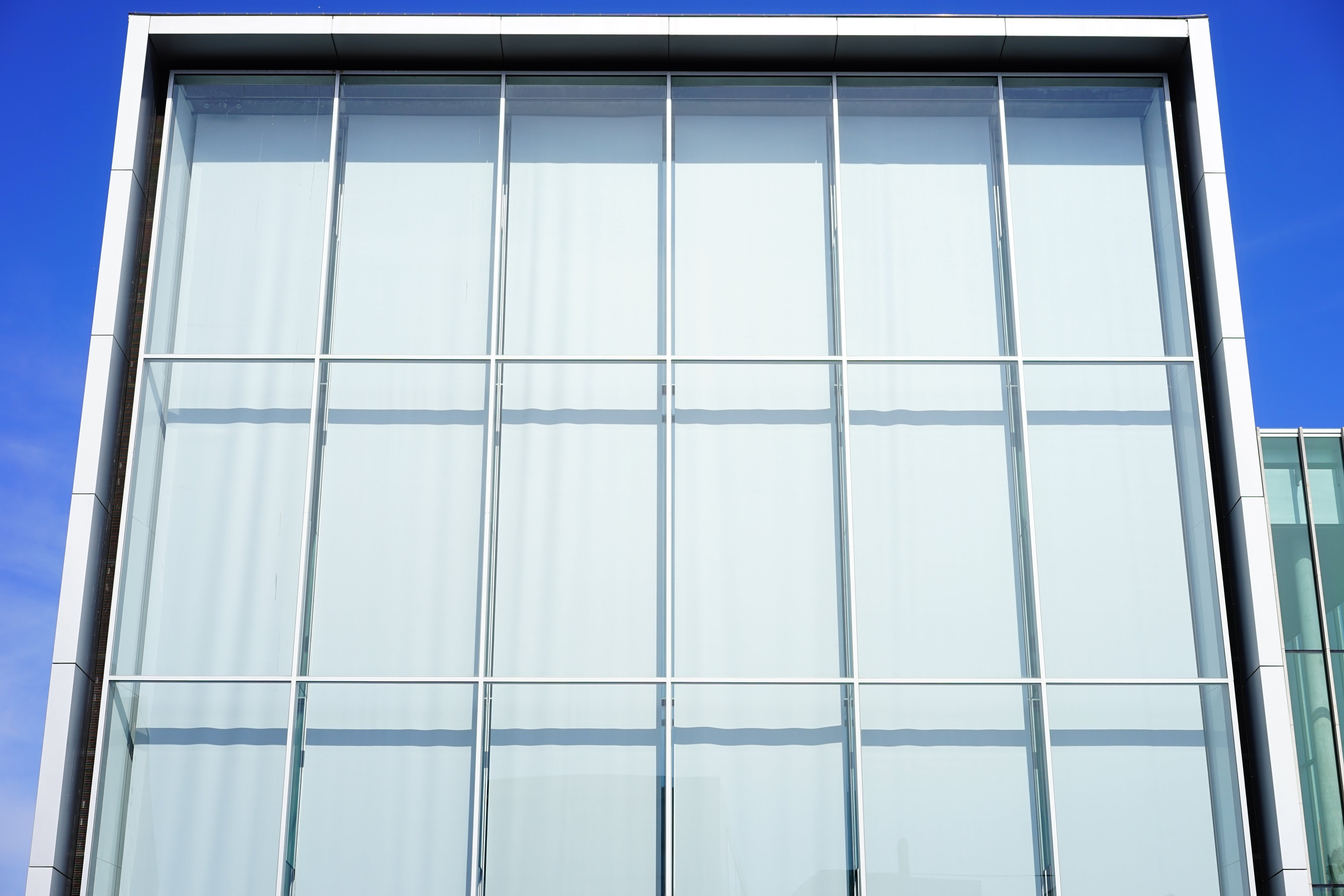 Free stock photo of building, glass, architecture, window