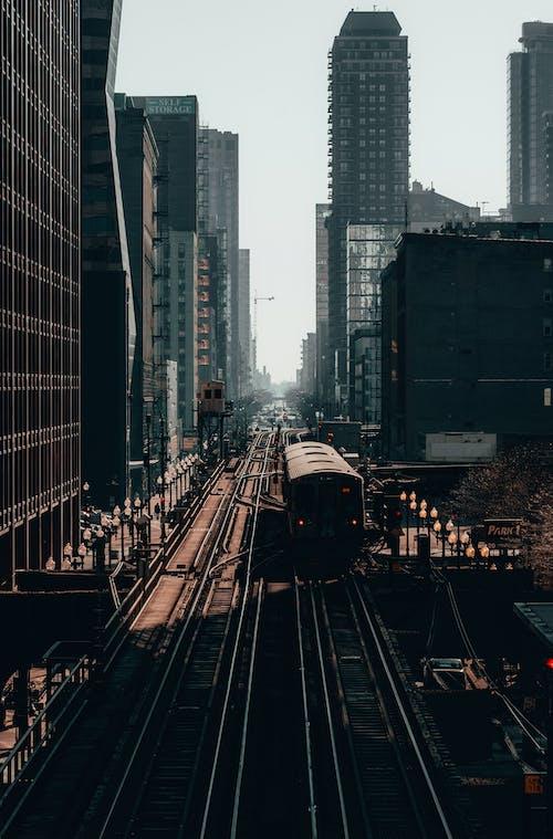 Kostenloses Stock Foto zu architektur, chicago, gebäude, innenstadt