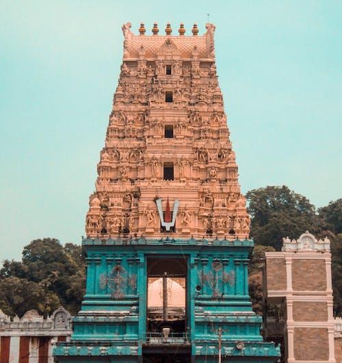 Kostenloses Stock Foto zu farben von indien, indien, tempel