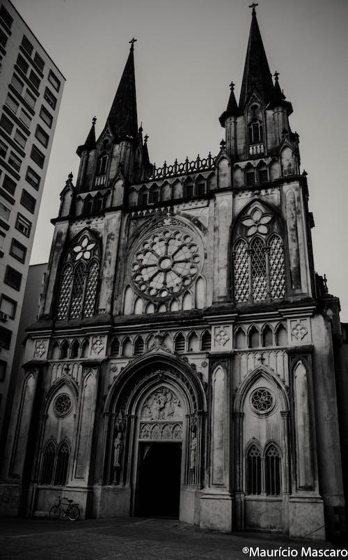 Základová fotografie zdarma na téma církev, gotický, kostel