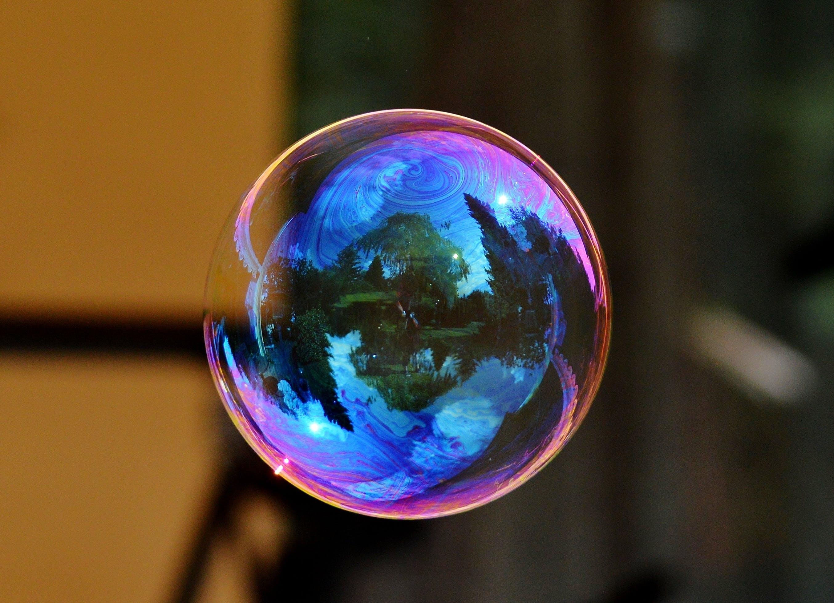 Kostenloses Stock Foto zu bunt, ball, reflektierung, rund