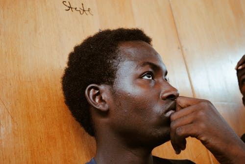 Free stock photo of african, nigerian, observing, thinking