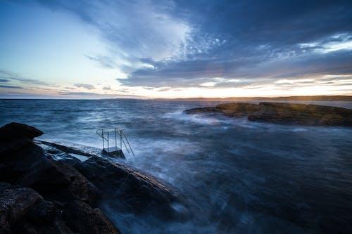 Free stock photo of blue, divingspot, ocean
