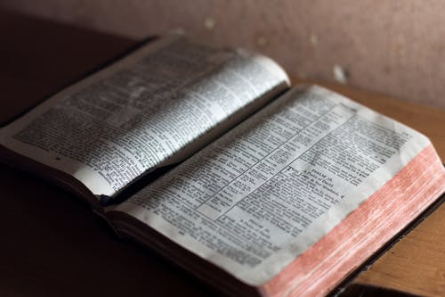 Free stock photo of bible, christian, holy, holy book
