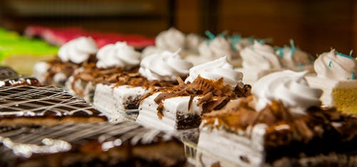 Gratis lagerfoto af bageri, bagværk, chokoladekage, kage