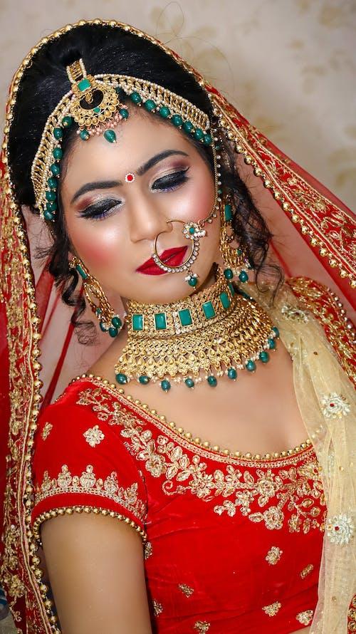Free stock photo of bridal, bride, photography, shashikant
