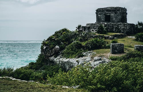 Free stock photo of landscape, Mayan, mexico, nature