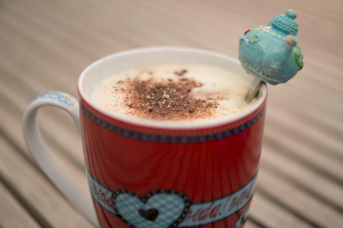 café, café con leche, copa