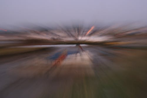 Free stock photo of art, blur, boats, colours