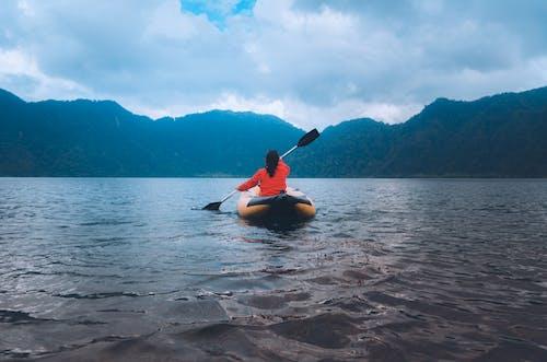 Free stock photo of adventure, kayak, lakes, paddle