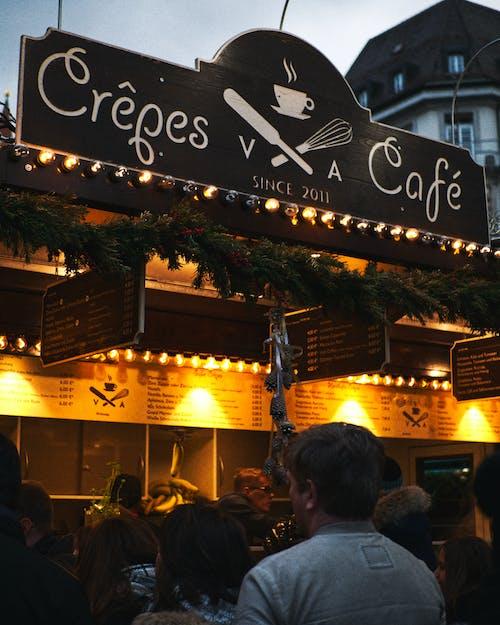 Free stock photo of bar cafe, café, cereals