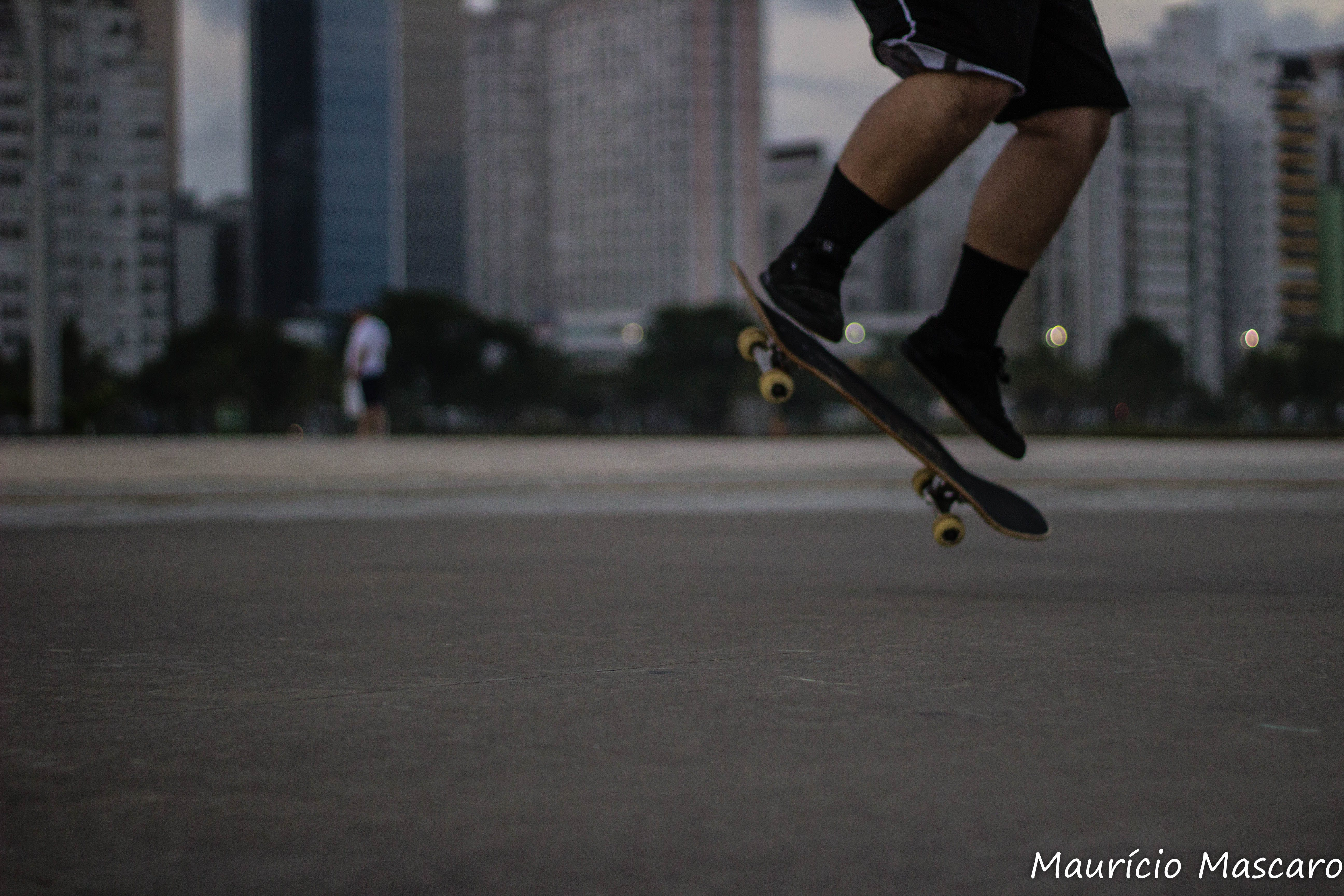 Free stock photo of shoes, sport, jump, wheels