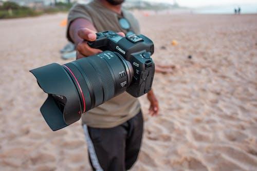 Foto d'estoc gratuïta de Canon, eos r
