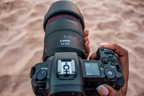 Foto d'estoc gratuïta de Canon, canon eos r, eos r