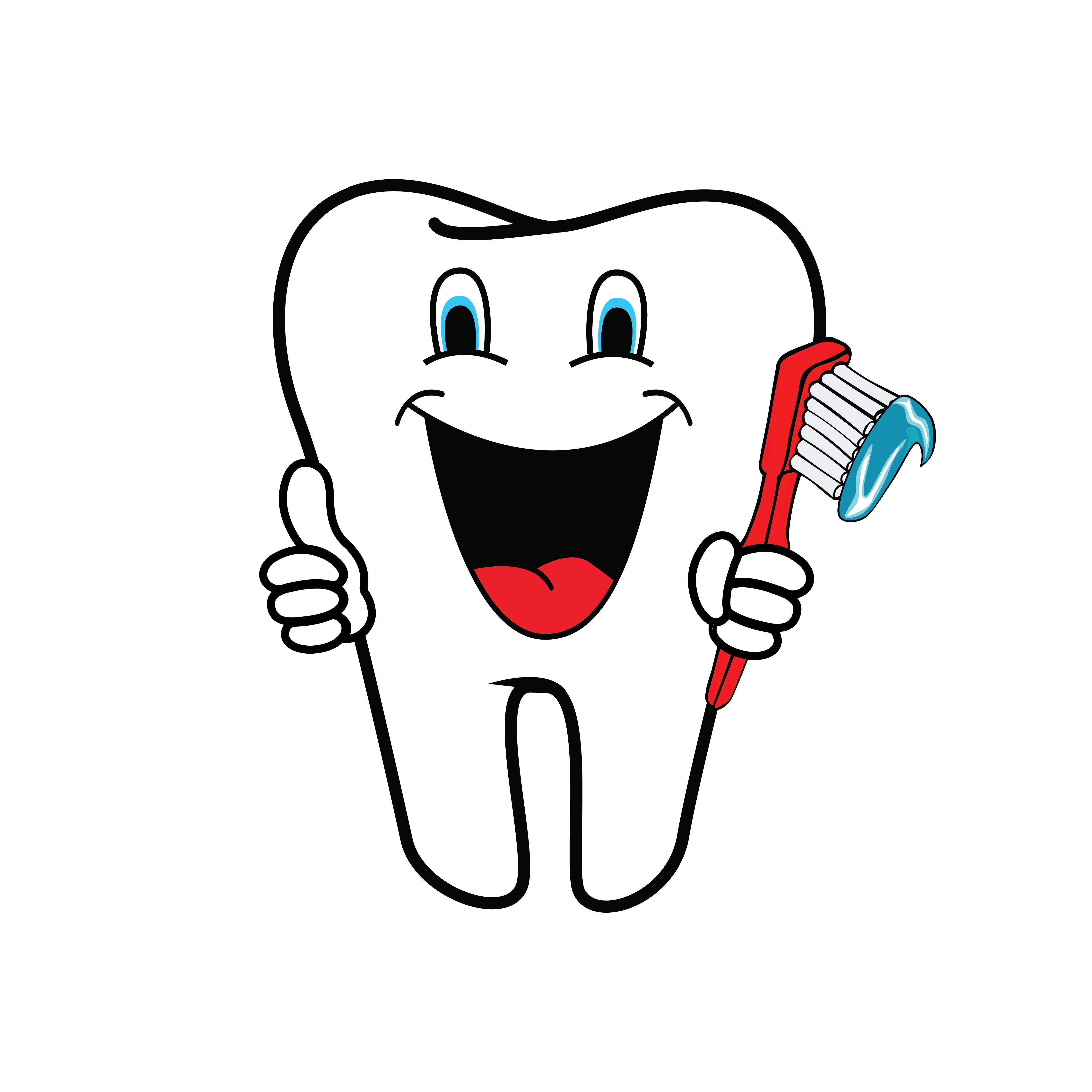 free stock photo of clipart tooth dental health dentist rh pexels com clip art tooth decay clip art toothbrush and toothpaste