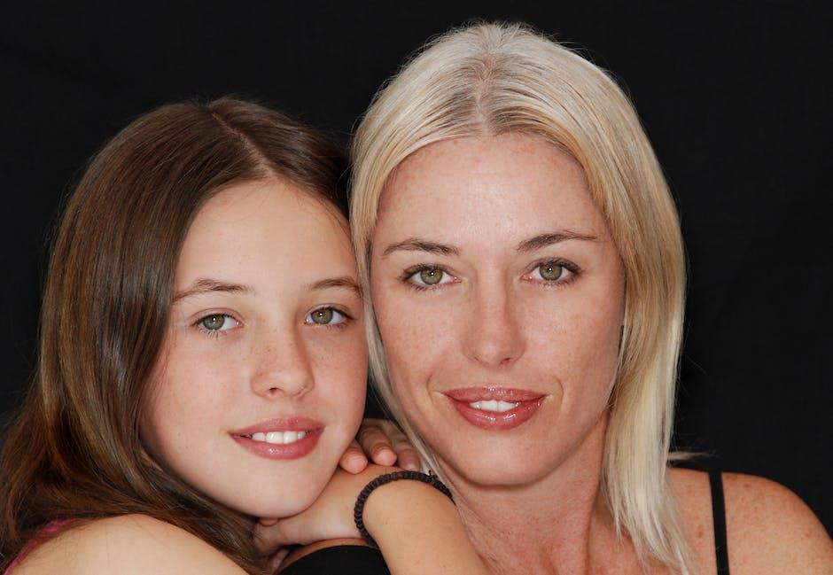 madre e hija sharenting