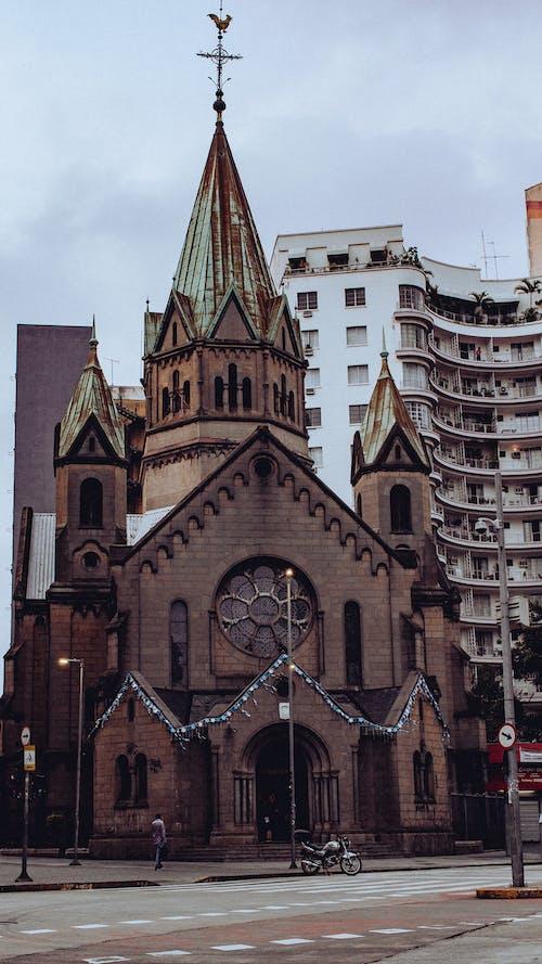 Photos gratuites de architecture, art, bâtiment, cathédrale