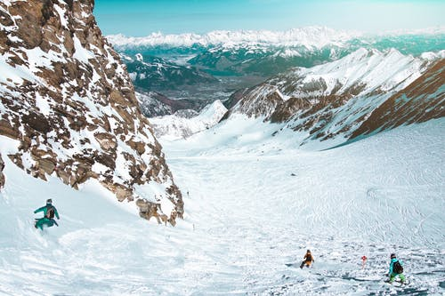 Základová fotografie zdarma na téma denní světlo, dobrodružství, extrém, hory