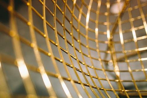 Kostenloses Stock Foto zu design, entwurf, gestalten, gold