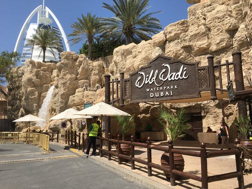Free stock photo of dubai, waterpark, wild wadi