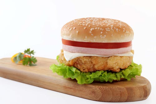 Foto profissional grátis de alimento, carne, comida não saudável, comida rápida