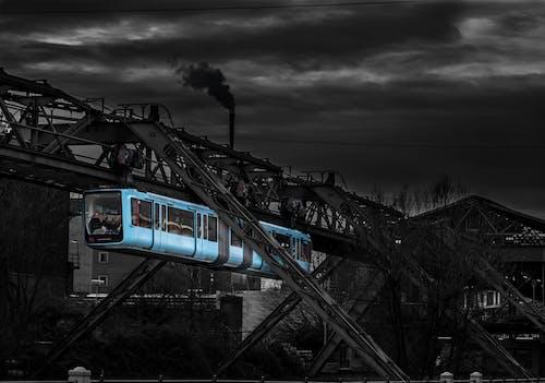 Free stock photo of city, public transportation