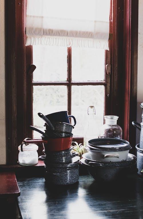 Gratis stockfoto met dingen, huishouden, keuken, keukengereedschap