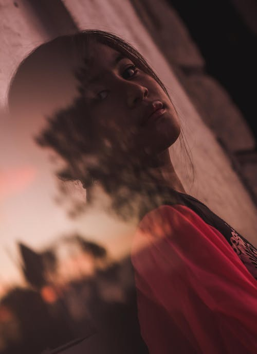 Free stock photo of portrait, sunset