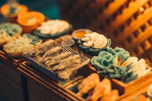 Free stock photo of fish, food, lightroom