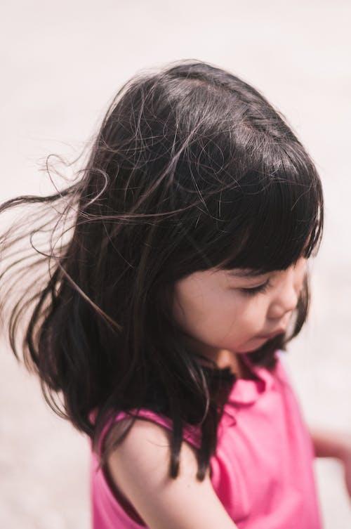 Free stock photo of Asian, children, hair, kid