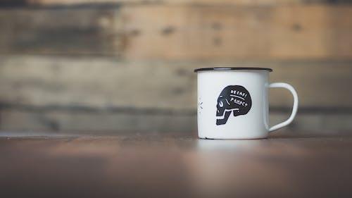 Immagine gratuita di caffè, cranio, legno, muro