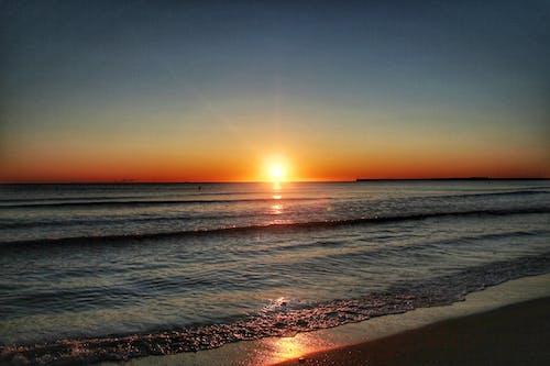 Základová fotografie zdarma na téma moře, plážové vlny, slunce, Španělsko