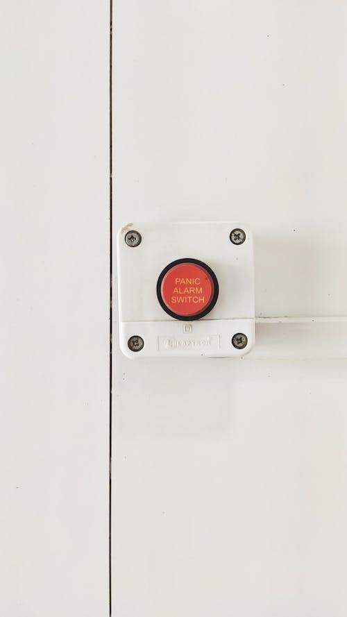 Kostenloses Stock Foto zu alarm, controller, drinnen, elektrizität