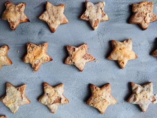 Ingyenes stockfotó alak, csillag, cukrászsütemény témában