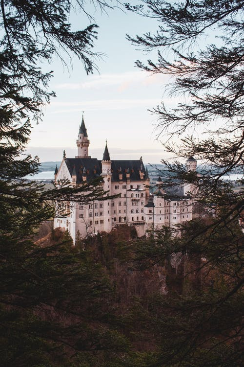 Gratis arkivbilde med arkitektonisk design, Bayern, berømt, berømt landemerke
